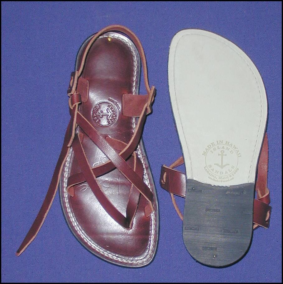 Amazing Eden Handmade Leather Sandals Clothing  Judaica Web Store